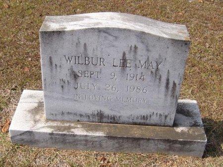 MAY, WILBUR LEE - Caldwell County, Louisiana | WILBUR LEE MAY - Louisiana Gravestone Photos