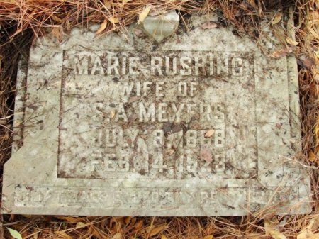 MEYERS, MARIE - Caldwell County, Louisiana | MARIE MEYERS - Louisiana Gravestone Photos