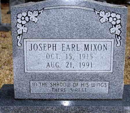 MIXON, JOSEPH EARL - Caldwell County, Louisiana   JOSEPH EARL MIXON - Louisiana Gravestone Photos