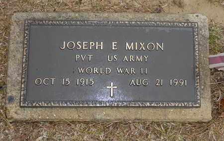 MIXON, JOSEPH E (VETERAN WWII) - Caldwell County, Louisiana | JOSEPH E (VETERAN WWII) MIXON - Louisiana Gravestone Photos