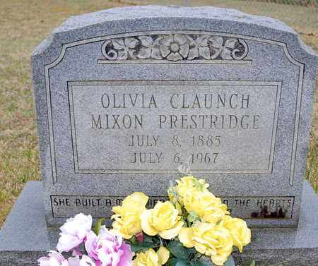 CLAUNCH MIXON, OLIVIA - Caldwell County, Louisiana | OLIVIA CLAUNCH MIXON - Louisiana Gravestone Photos