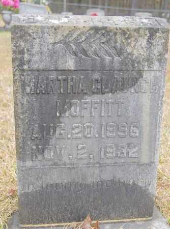 CLAUNCH MOFFITT, MARTHA - Caldwell County, Louisiana | MARTHA CLAUNCH MOFFITT - Louisiana Gravestone Photos