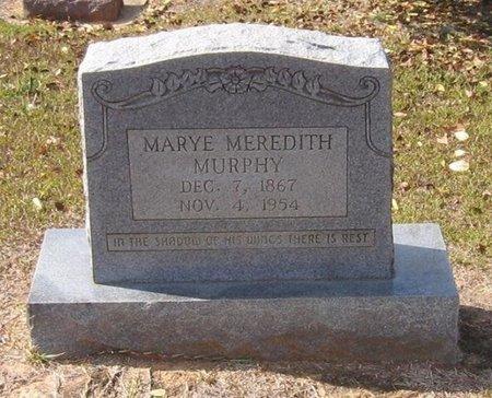 MURPHY, MARYE - Caldwell County, Louisiana | MARYE MURPHY - Louisiana Gravestone Photos