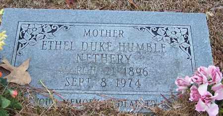 NETHERY, ETHEL - Caldwell County, Louisiana | ETHEL NETHERY - Louisiana Gravestone Photos