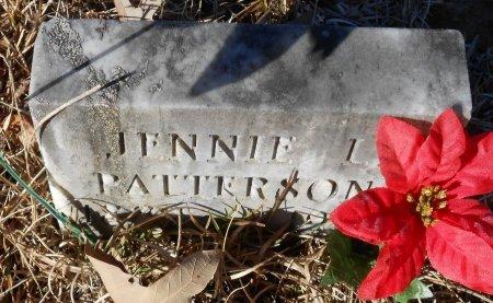 LOWE PATTERSON, JENNIE - Caldwell County, Louisiana | JENNIE LOWE PATTERSON - Louisiana Gravestone Photos