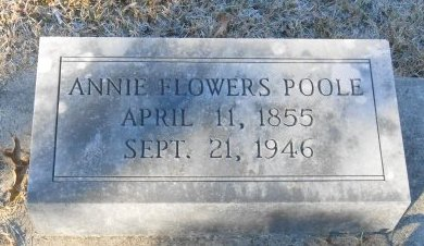 POOLE, ANNIE - Caldwell County, Louisiana | ANNIE POOLE - Louisiana Gravestone Photos