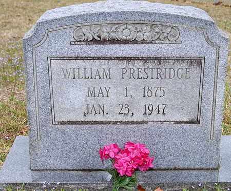 PRESTRIDGE, WILLIAM - Caldwell County, Louisiana   WILLIAM PRESTRIDGE - Louisiana Gravestone Photos