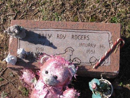 ROGERS, BILLY ROY - Caldwell County, Louisiana | BILLY ROY ROGERS - Louisiana Gravestone Photos