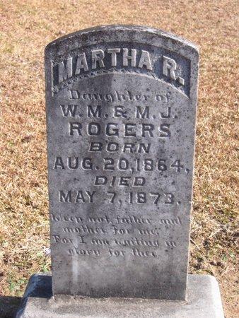 ROGERS, MARTHA - Caldwell County, Louisiana | MARTHA ROGERS - Louisiana Gravestone Photos