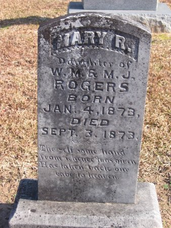 ROGERS, MARY ROXANNE - Caldwell County, Louisiana | MARY ROXANNE ROGERS - Louisiana Gravestone Photos
