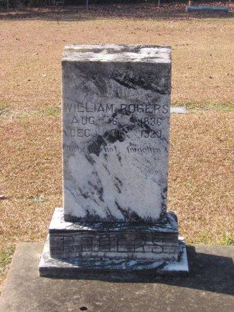 ROGERS, WILLIAM M  (VETERAN CSA) - Caldwell County, Louisiana | WILLIAM M  (VETERAN CSA) ROGERS - Louisiana Gravestone Photos