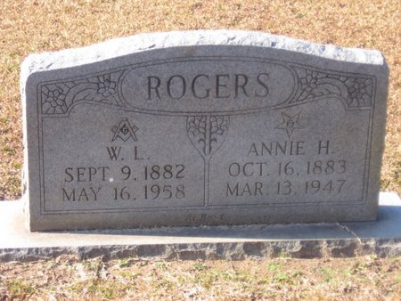 ROGERS, ANNIE CATHERINE - Caldwell County, Louisiana | ANNIE CATHERINE ROGERS - Louisiana Gravestone Photos