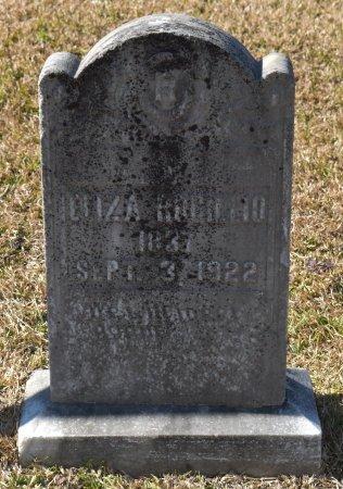 ROGILLIO, ELIZA - Caldwell County, Louisiana | ELIZA ROGILLIO - Louisiana Gravestone Photos
