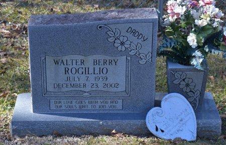 ROGILLIO, WALTER BERRY - Caldwell County, Louisiana | WALTER BERRY ROGILLIO - Louisiana Gravestone Photos
