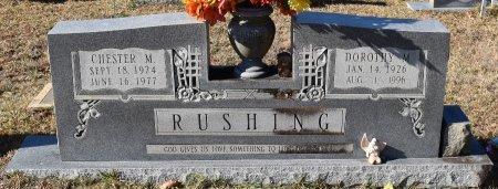 RUSHING, DOROTHY - Caldwell County, Louisiana   DOROTHY RUSHING - Louisiana Gravestone Photos
