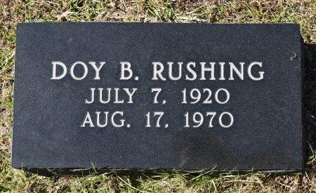 RUSHING, DOY - Caldwell County, Louisiana | DOY RUSHING - Louisiana Gravestone Photos