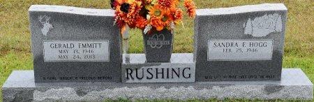 RUSHING, GERALD EMMITT - Caldwell County, Louisiana | GERALD EMMITT RUSHING - Louisiana Gravestone Photos