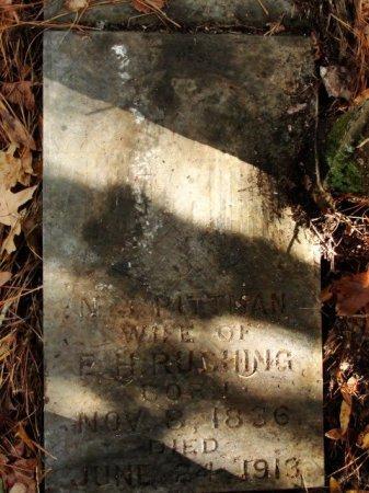 PITTMAN RUSHING, NANCY M - Caldwell County, Louisiana | NANCY M PITTMAN RUSHING - Louisiana Gravestone Photos