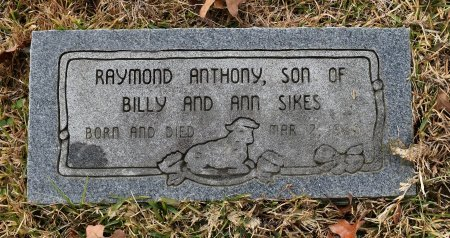 SIKES, RAYMOND ANTHONY - Caldwell County, Louisiana | RAYMOND ANTHONY SIKES - Louisiana Gravestone Photos