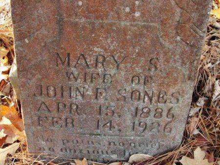 BLYTHE SONES, MARY S - Caldwell County, Louisiana   MARY S BLYTHE SONES - Louisiana Gravestone Photos