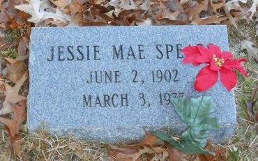 SPEAR, JESSIE MAE - Caldwell County, Louisiana   JESSIE MAE SPEAR - Louisiana Gravestone Photos