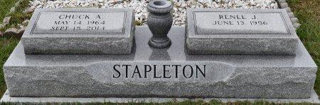 STAPLETON, CHUCK A - Caldwell County, Louisiana | CHUCK A STAPLETON - Louisiana Gravestone Photos