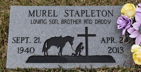 STAPLETON, MUREL - Caldwell County, Louisiana | MUREL STAPLETON - Louisiana Gravestone Photos