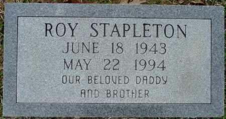 STAPLETON, ROY - Caldwell County, Louisiana   ROY STAPLETON - Louisiana Gravestone Photos