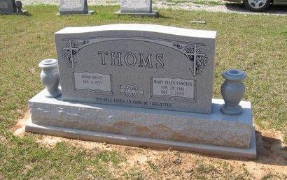 THOMS, MARY ELLEN - Caldwell County, Louisiana | MARY ELLEN THOMS - Louisiana Gravestone Photos