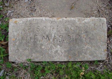 UNKNOWN, L M, MRS - Caldwell County, Louisiana | L M, MRS UNKNOWN - Louisiana Gravestone Photos
