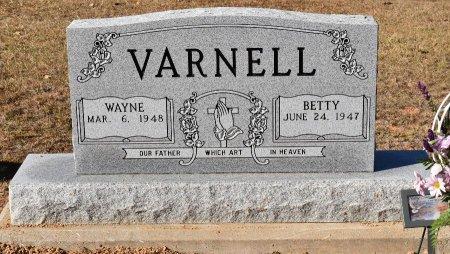 VARNELL, BETTY SUE - Caldwell County, Louisiana | BETTY SUE VARNELL - Louisiana Gravestone Photos