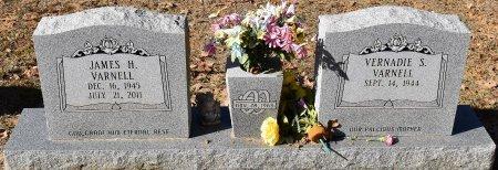 VARNELL, JAMES H - Caldwell County, Louisiana | JAMES H VARNELL - Louisiana Gravestone Photos