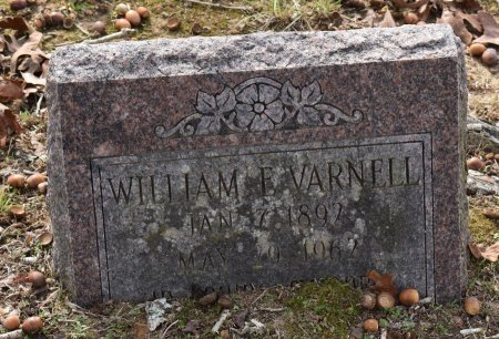 VARNELL, WILLIAM E - Caldwell County, Louisiana | WILLIAM E VARNELL - Louisiana Gravestone Photos