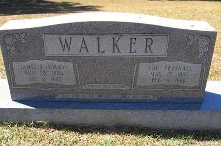 PRESNALL WALKER, LOU A. - Caldwell County, Louisiana | LOU A. PRESNALL WALKER - Louisiana Gravestone Photos