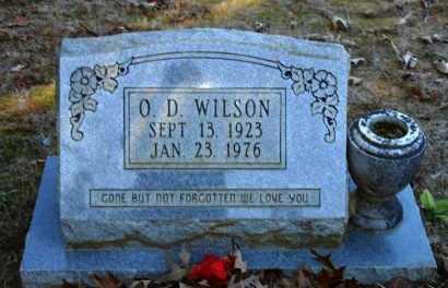 WILSON, O D - Caldwell County, Louisiana | O D WILSON - Louisiana Gravestone Photos