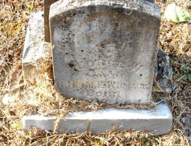 WOMACK, GEORGE W - Caldwell County, Louisiana | GEORGE W WOMACK - Louisiana Gravestone Photos