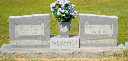 WOMACK, LOUIS IRVIN - Caldwell County, Louisiana | LOUIS IRVIN WOMACK - Louisiana Gravestone Photos