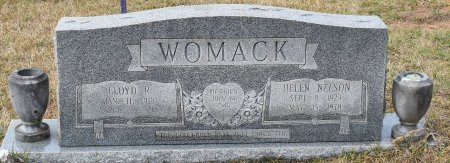 WOMACK, HELEN OLIVIA - Caldwell County, Louisiana | HELEN OLIVIA WOMACK - Louisiana Gravestone Photos