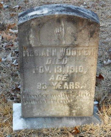 WOOTEN, ANN, MRS - Caldwell County, Louisiana   ANN, MRS WOOTEN - Louisiana Gravestone Photos