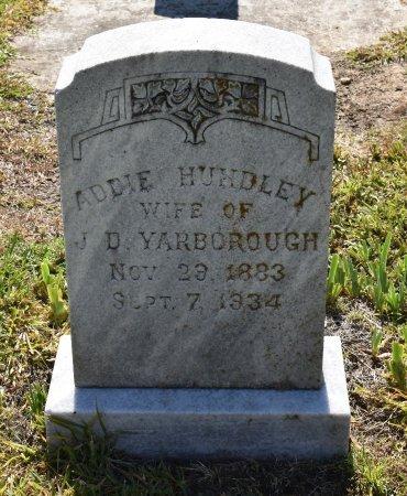 HUNDLEY YARBOROUGH, ADDIE - Caldwell County, Louisiana | ADDIE HUNDLEY YARBOROUGH - Louisiana Gravestone Photos