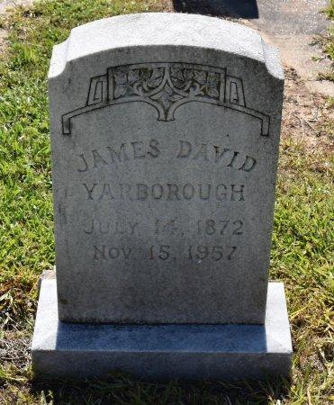 YARBOROUGH, JAMES DAVID - Caldwell County, Louisiana | JAMES DAVID YARBOROUGH - Louisiana Gravestone Photos