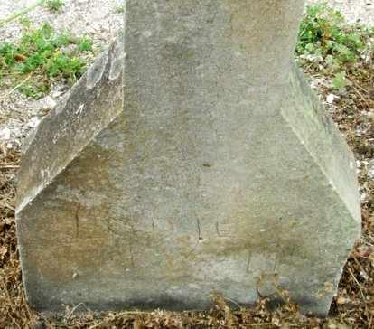BENOIT, LODIE - Cameron County, Louisiana   LODIE BENOIT - Louisiana Gravestone Photos
