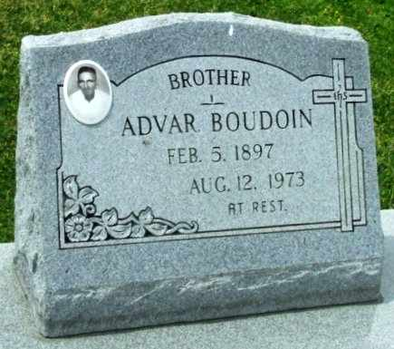 BOUDOIN, ADVAR - Cameron County, Louisiana | ADVAR BOUDOIN - Louisiana Gravestone Photos