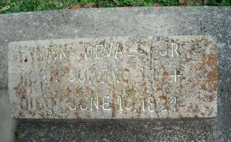 DEVALL, HYMEN, JR - Cameron County, Louisiana   HYMEN, JR DEVALL - Louisiana Gravestone Photos