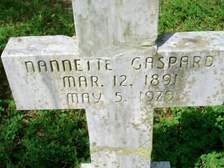 MONSIES, NANNETTE - Cameron County, Louisiana | NANNETTE MONSIES - Louisiana Gravestone Photos