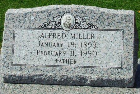MILLER, ALFRED - Cameron County, Louisiana   ALFRED MILLER - Louisiana Gravestone Photos
