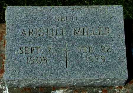 "MILLER, ARISTTEL ""BECO"" - Cameron County, Louisiana | ARISTTEL ""BECO"" MILLER - Louisiana Gravestone Photos"