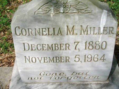 MILLER, CORNELIA - Cameron County, Louisiana   CORNELIA MILLER - Louisiana Gravestone Photos