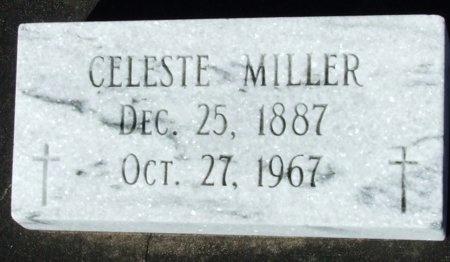 MILLER, CELESTE - Cameron County, Louisiana | CELESTE MILLER - Louisiana Gravestone Photos
