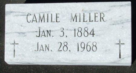 MILLER, CAMILE - Cameron County, Louisiana   CAMILE MILLER - Louisiana Gravestone Photos